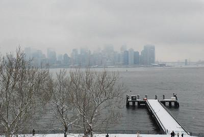 CS 9-Manhattan from Liberty Island