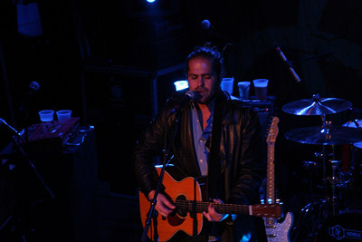 Citizen Cope at The Bowery Ballroom - NYC 2/14/2010
