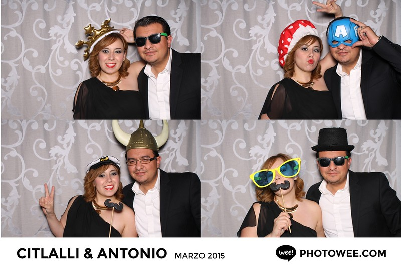 Citlalli & Antonio