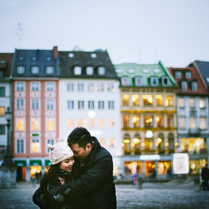 Citra & Surya [couple]