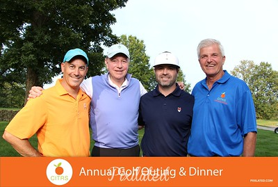 Citrs Fundraiser Golf Outing 9.11.17