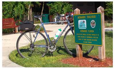 Citrus County Cycling & Inverness Florida