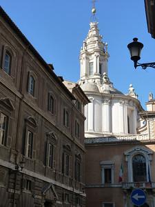 Sant'Ivo alla Sapienza - se non erro