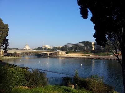 Eur skyline.