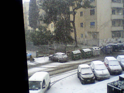 Neve: 12 febbraio 2010 da Fub Castiglione