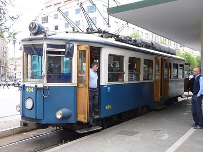 Tram di Opicina