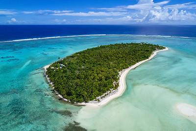 Maine Island - Aitutaki