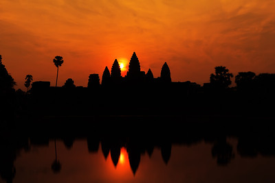 Good Morning Angkor Wat