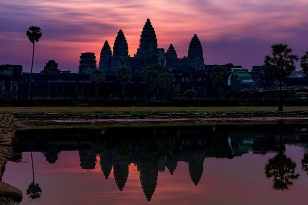 Angkor Twilight