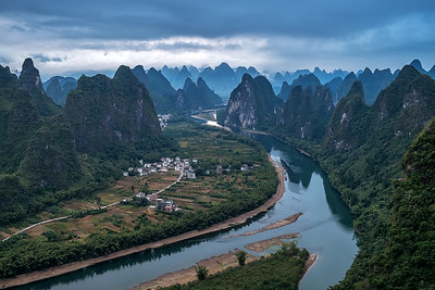 A view to die for in Xianggong