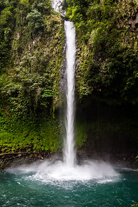 Waterfall La Fortuna