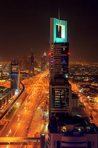 Sheik Zayed Road Dubai
