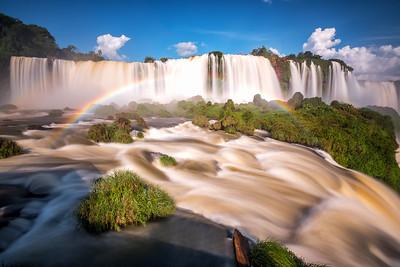 The Iguazú Falls