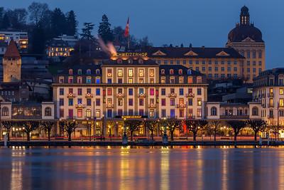Schweizerhof in Lucerne