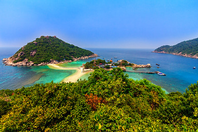 Koh Nangyuan Island