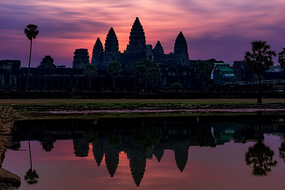 Angkor Twilight
