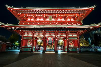 Sensō-ji Temple