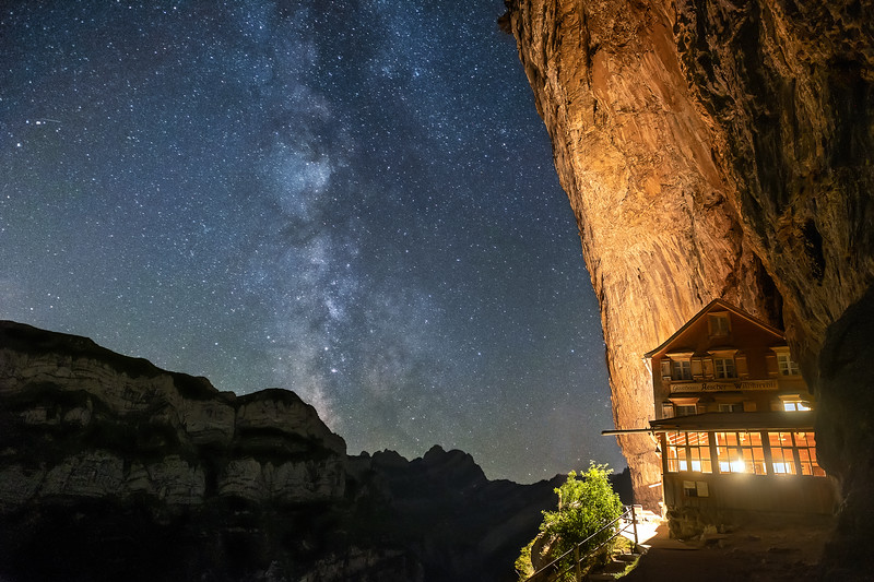 Äscher by Night