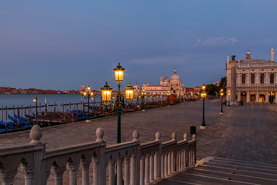 San Marco during Sunrise