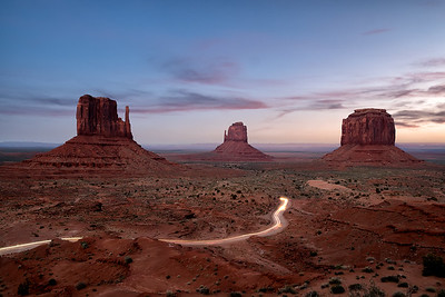 The incredible Landscape of Monument Valley Utah