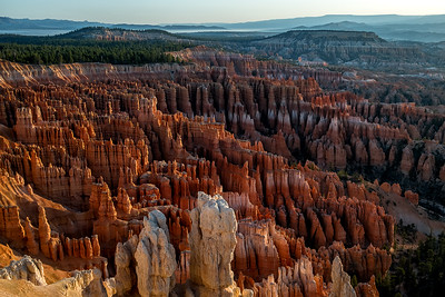 Morning light at Bryce Canon Nationalpark