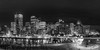 Downtown Calgary in Black and White
