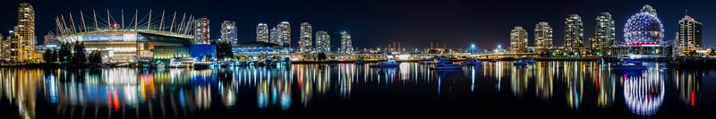 False Creek - Vancouver