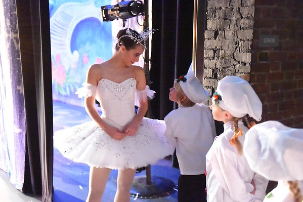 2015-12-03 Clara's Dream From the Wings Thurs