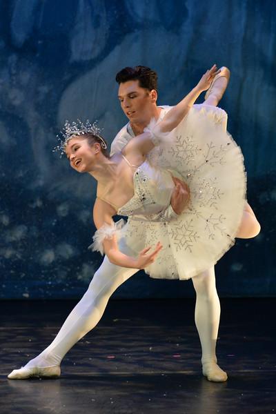 2016-2017 City Center Ballet, Clara '16 + Cinderella '17