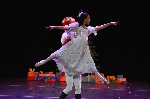 2017-2018 City Center Ballet, Clara '17, Alice in Wonderland '18