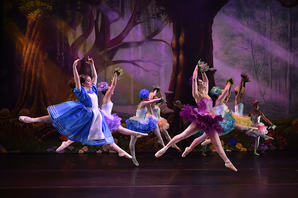 City Center Ballet By Year Since 2012