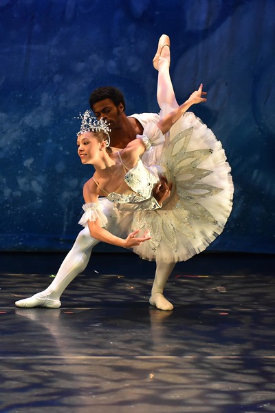 2014-15 City Center Ballet Clara '14 +  Alice 2015