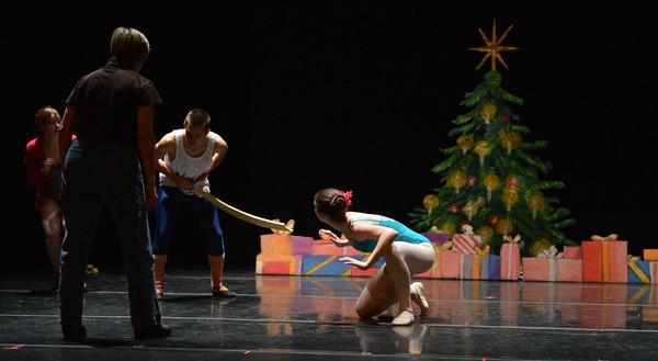 Clara's Dream Dress Rehearsal 2012-12-07