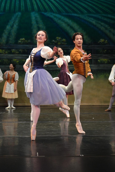 2012-13 City Center Ballet Clara '12 & Giselle '13 May + Sept
