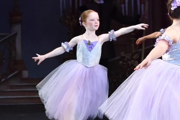 2013-14 City Center Ballet Clara '12, Giselle '13 & Clara '13