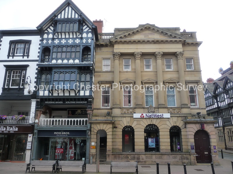 29, 31 and 33 Eastgate Street and 3 St Werburgh Street