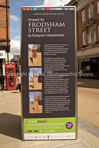 Signage: Frodsham Street
