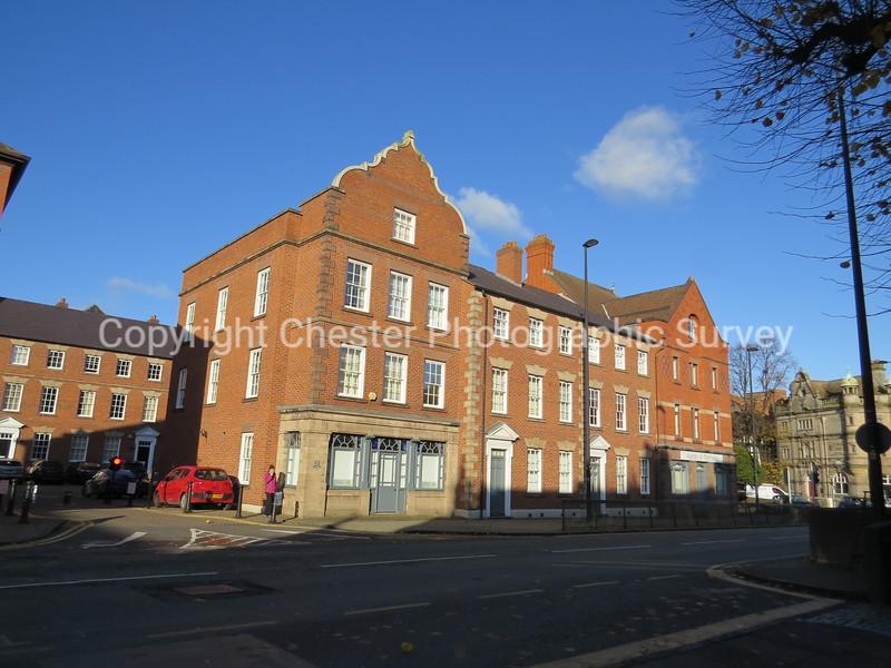 1-7 Grosvenor Court: Foregate Street