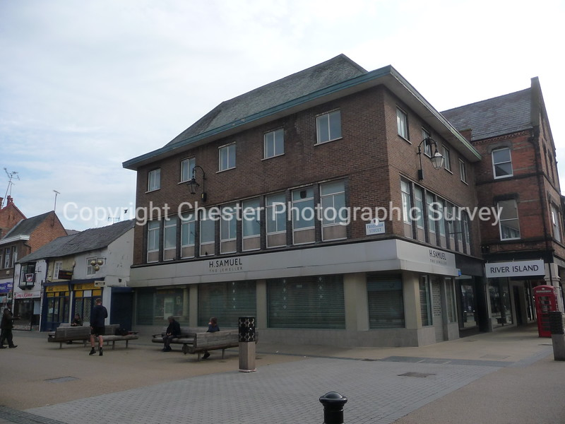 2 Frodsham Street and 23 Foregate Street