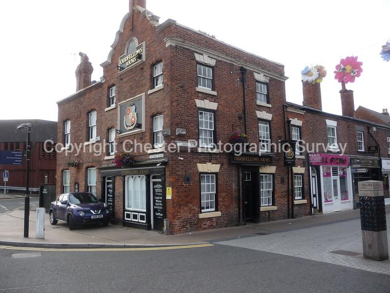Oddfellows Arms: Frodsham Street