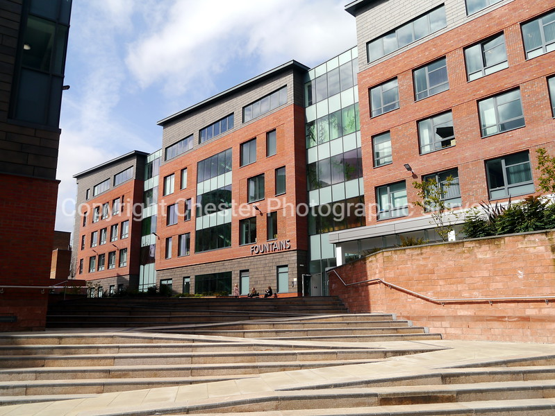 The Fountains: Delamere Street