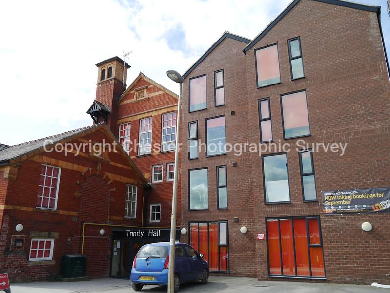 Trinity Hall: Oulton Place - George Street