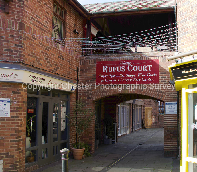 Rufus Court: Northgate Street
