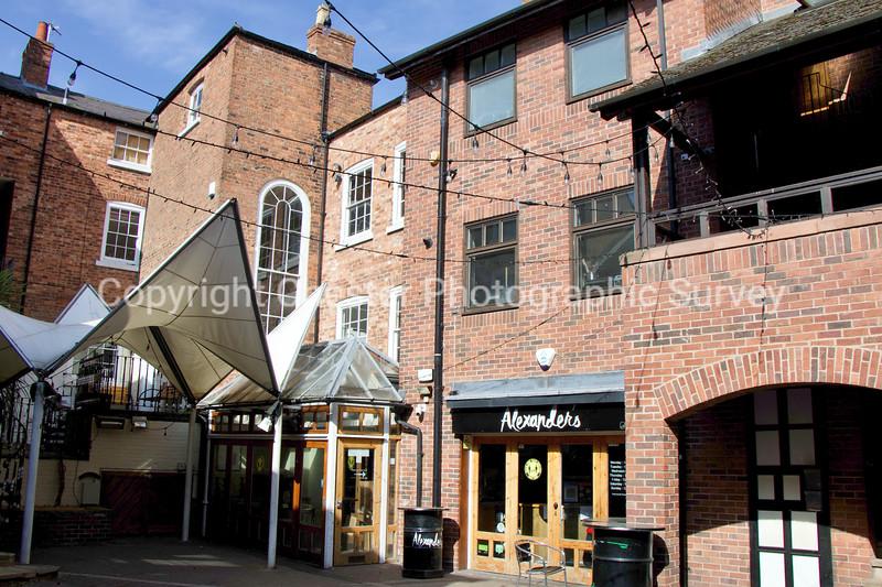 Alexanders: Rufus Court: Northgate Street