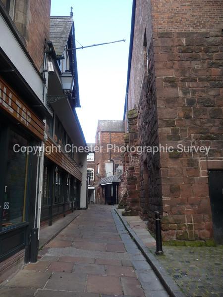Music Hall Passage: off 31 St Werburgh Street
