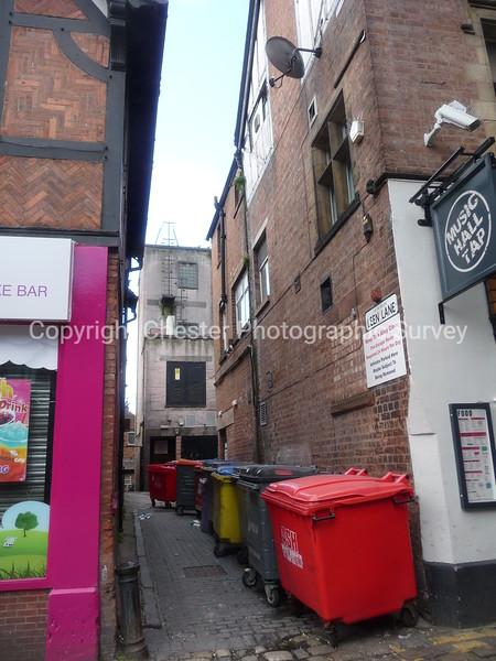 Leen Lane: off 31 St Werburgh Street