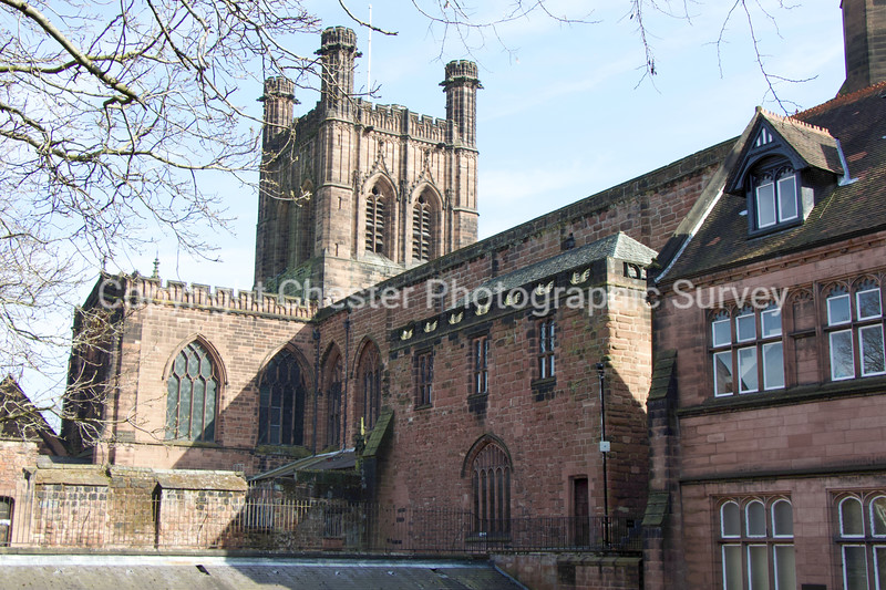 Chester Cathedral: St Werburgh Street