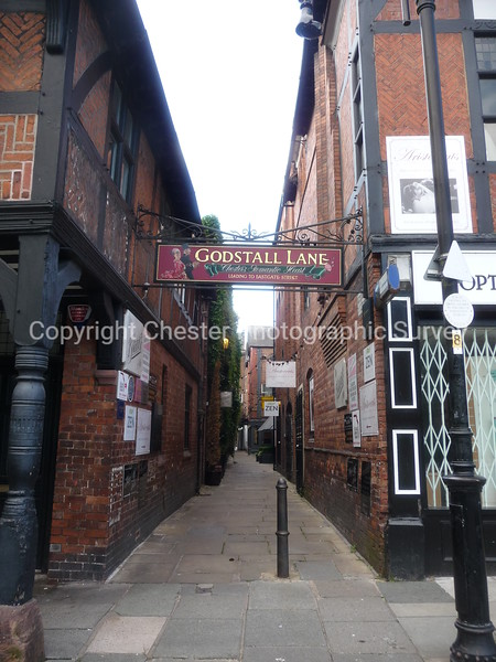 Godstall Lane: off 27 St Werburgh Street