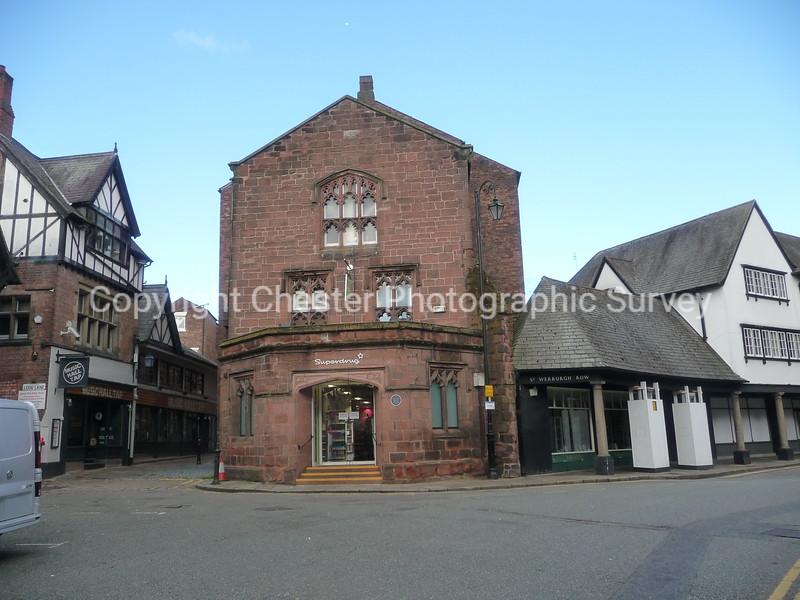 Music Hall: St Werburgh Street