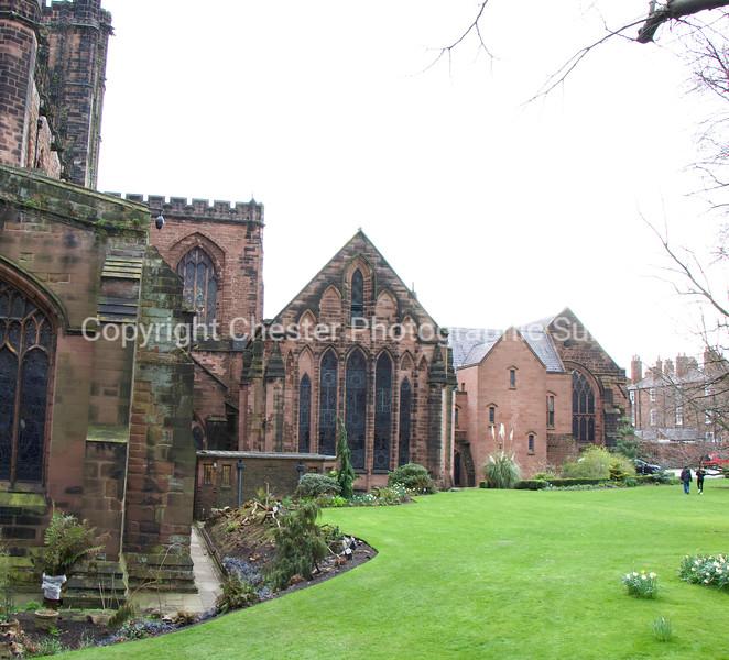Cathedral: St Werburgh Street